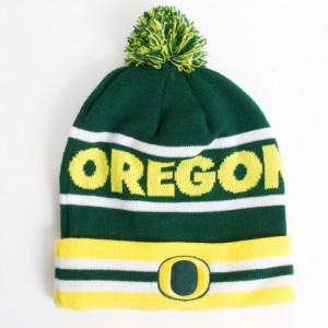 Oregon Ducks Beanies