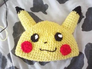Pikachu Hat Beanie