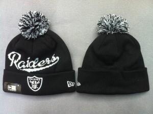 Raiders Beanie Hat