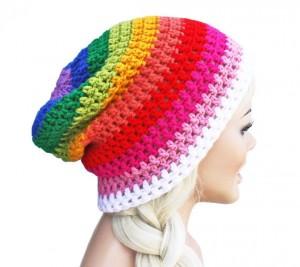 Rainbow Beanie Pictures
