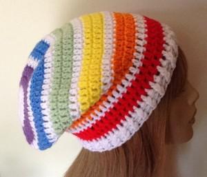 Rainbow Beanies
