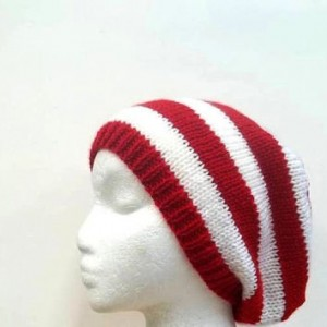 Red and White Beanie Photos