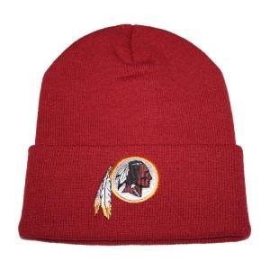 Redskins Beanie Hat