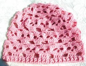 Skull Beanie Crochet