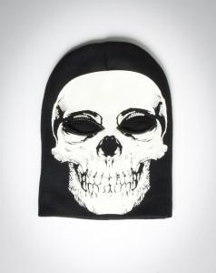 Skull Beanie Mask