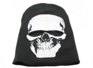 Skull Face Beanie
