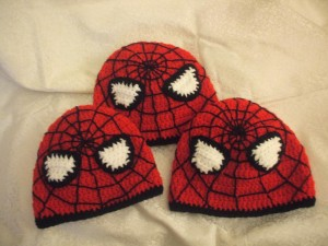 Spiderman Beanies Pictures