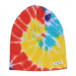 Tie Dye Hat Beanie