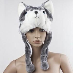 Wolf Beanie Hat