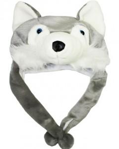 Wolf Hat Beanie