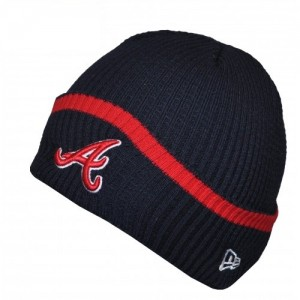 Atlanta Braves Beanie Hat