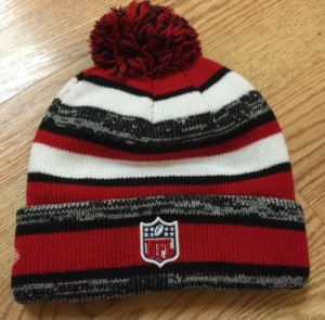 Atlanta Falcons Knit Beanie