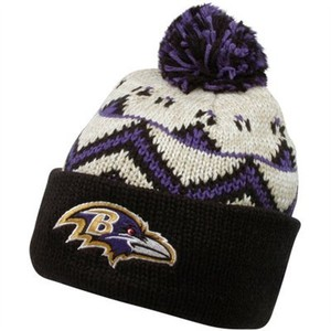 Baltimore Ravens Beanie