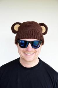 Bear Ear Beanie