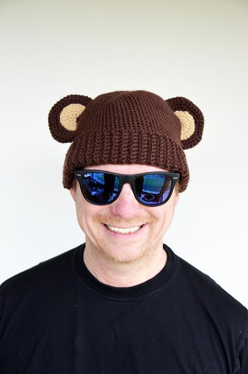 Bear Ear Beanie 9a103d99c41