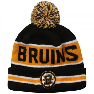 Boston Bruins Beanie Hat
