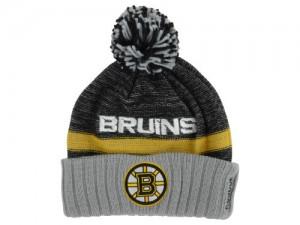 Boston Bruins Knit Beanie