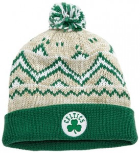 Boston Celtics Beanie Hat