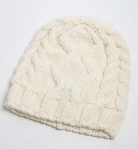 Cable Beanie Images