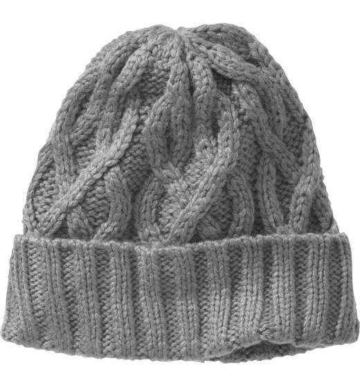Knitting Pattern For Cable Beanie : Cable Beanie Beanie Ville