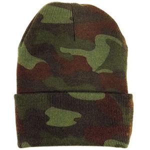 Camouflage Beanie Hat