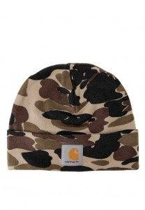 Camouflage Beanie Images