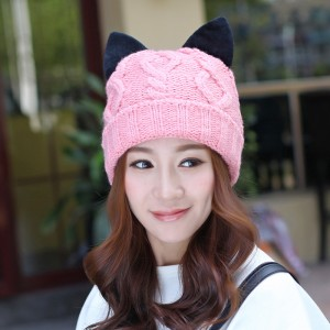Cat Ear Beanie Images