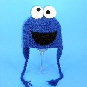 Cookie Monster Beanie Baby