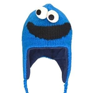 Cookie Monster Beanie Hat