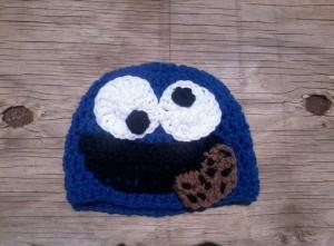 Cookie Monster Beanies