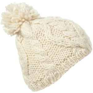 Cream Beanie Hat