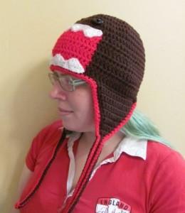 Crochet Domo Beanie