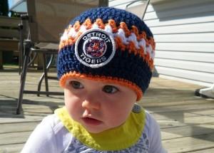 Detroit Tigers Beanie Baby