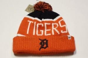 Detroit Tigers Beanie Hat