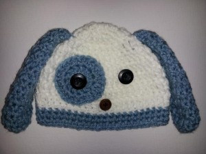 Dog Beanie Crochet Pattern