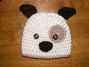 Dog Beanie Hat