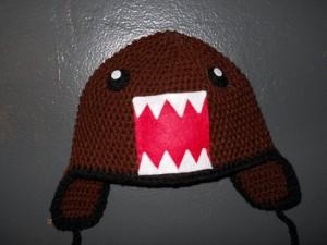 Domo Beanie Crochet Pattern