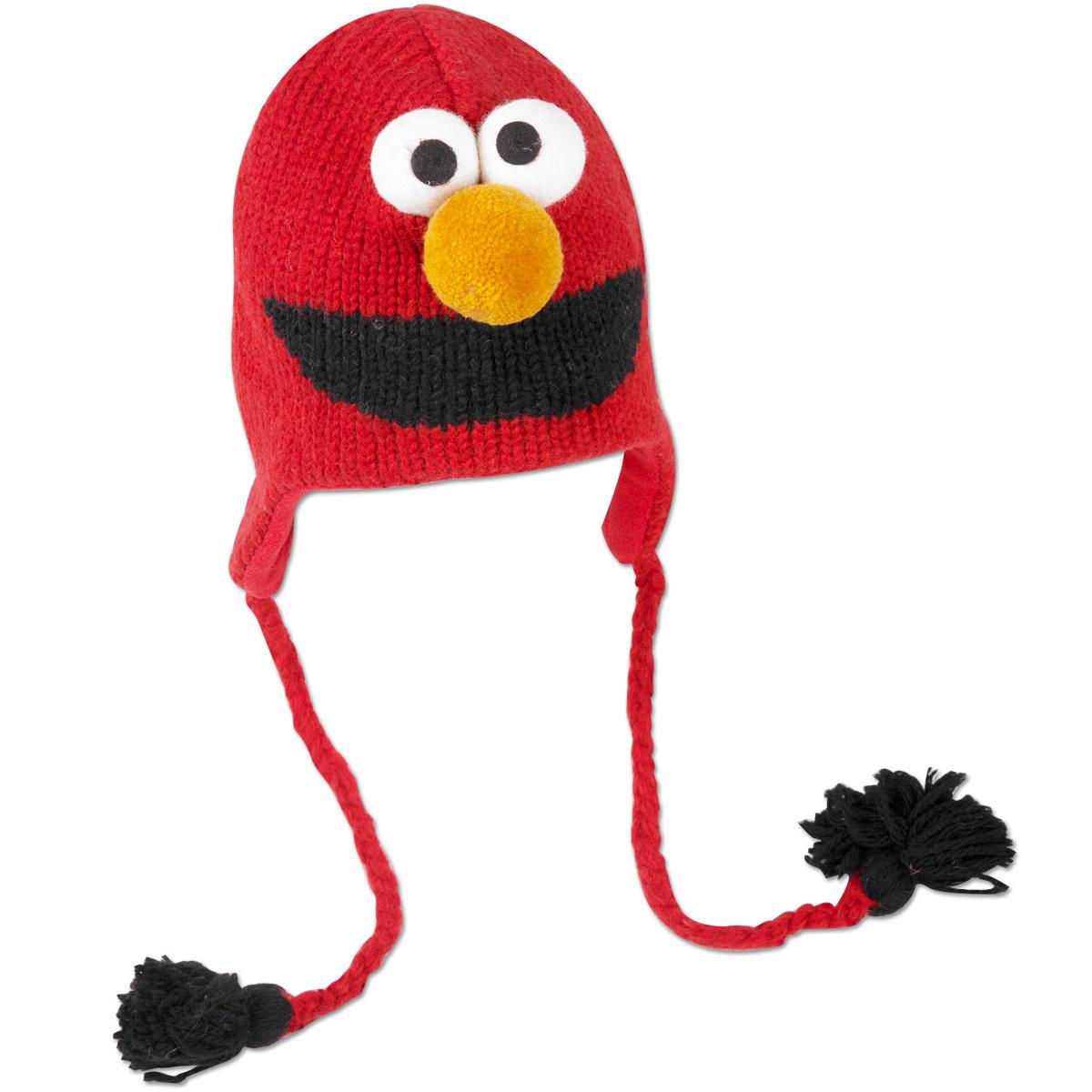 Elmo Beanie Beanie Ville