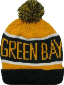 Green Bay Packers Beanie Hat