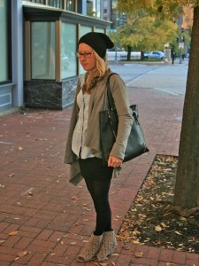 Hipster Beanie Outfit