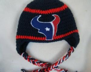 Houston Texans Baby Beanie