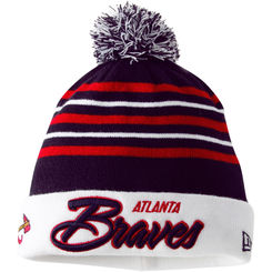 Images of Atlanta Braves Beanie