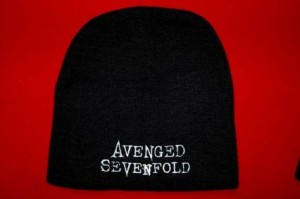Images of Avenged Sevenfold Beanie
