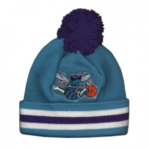 Images of Charlotte Hornets Beanie