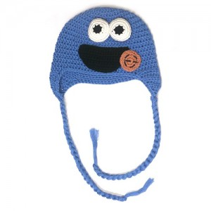 Images of Cookie Monster Beanie