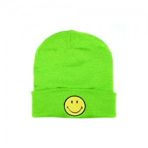 Images of Lime Green Beanie