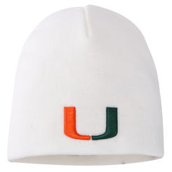 Images of Miami Hurricanes Beanie