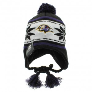 Images of Ravens Beanie