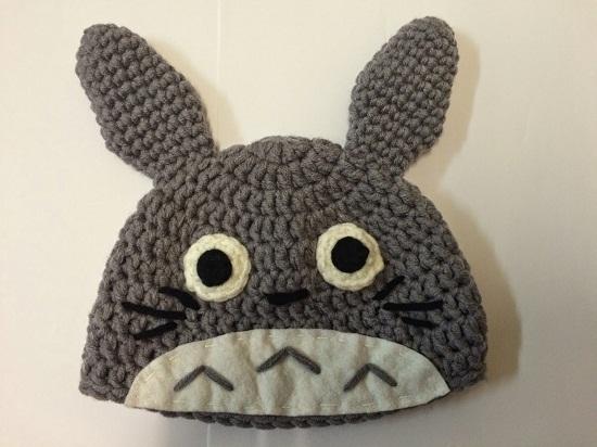 Totoro Beanie Beanie Ville