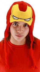 Iron Man Beanie Hat